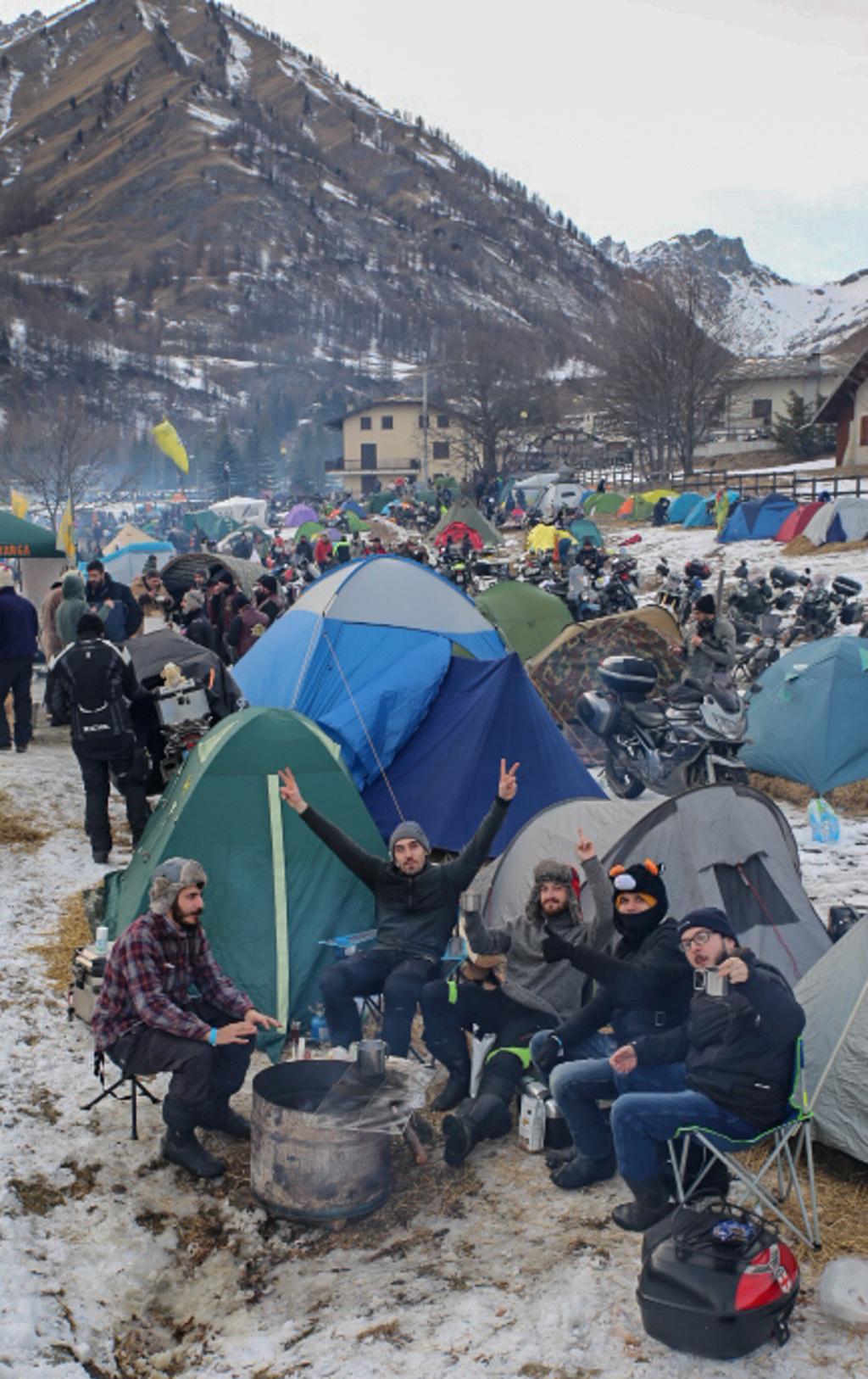 AGNELLOTREFFEN  À Pontechianale en Vallée Varaita (Cuneo)  ITALIE     , du 25 au 27 janvier 2019. Img_8623