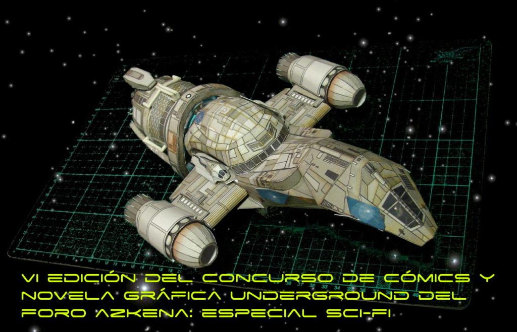 VI CONCURSO DE CÓMICS Y BLA,BLA, DE FOROAZKENA. ESPECIAL SCI-FI. ¡¡¡GANADORA ELSANBENITO!!! - Página 2 Banner10