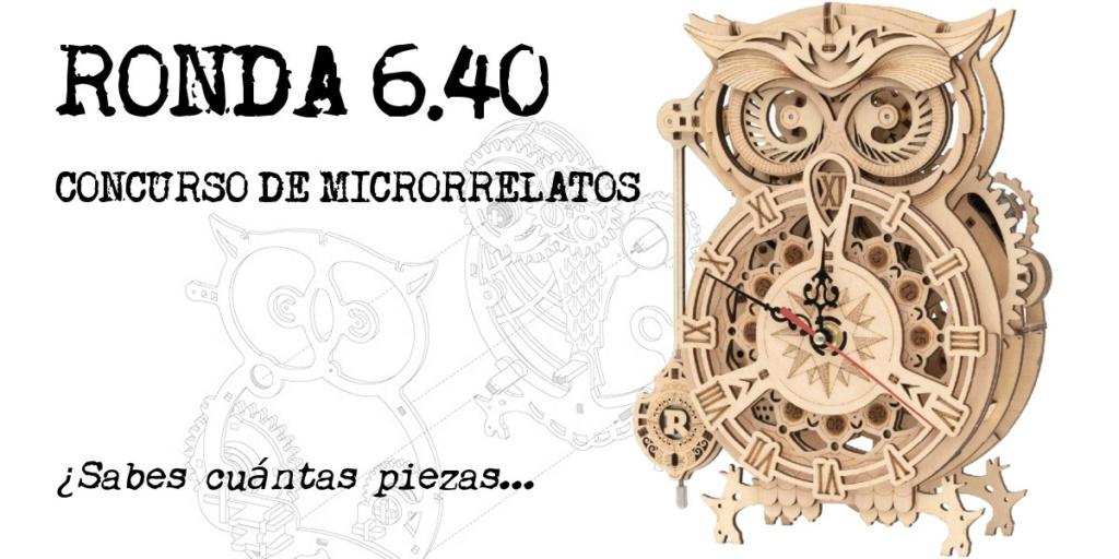 RONDA 6.40 DEL DESMONTADO CONCURSO DE MICRORRELATOS. AGÜELO, ¿SABE LO QUE ES UN EXCEL? Banner19