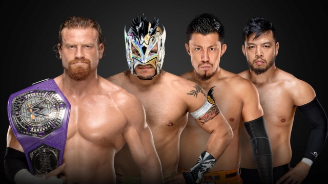 WWE Royal Rumble du 27/01/2018 20190117