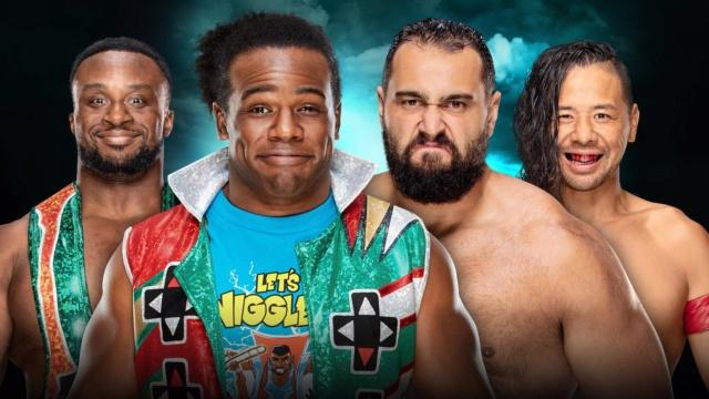 WWE Fastlane du 10/03/2019 20190319