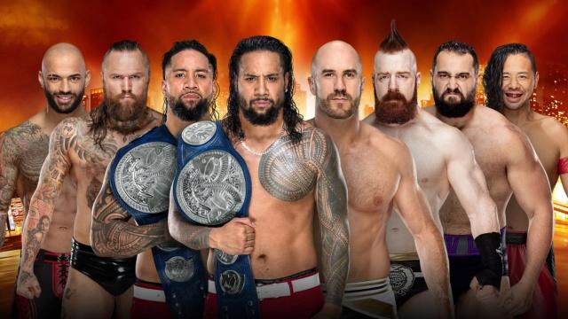 Concours de pronostics saison 8 - Wrestlemania 2019  20190410