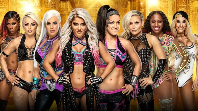WWE Money In The Bank du 19/05/2019 20190516