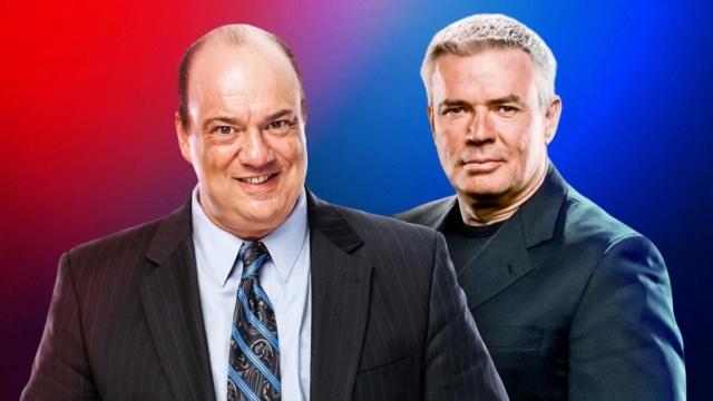 [Contrat] Paul Heyman et Eric Bischoff nommés directeurs exécutifs de RAW et SmackDown ! 20190625