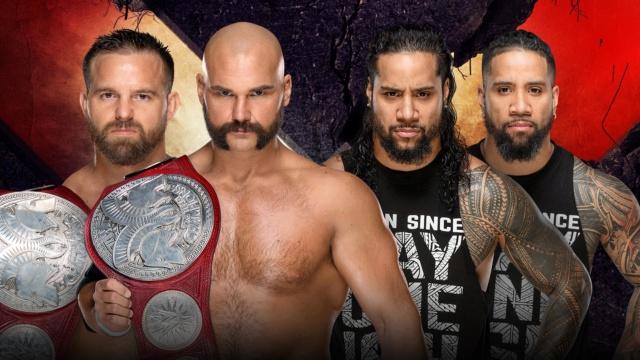 WWE Extreme Rules du 14/07/2019 20190714