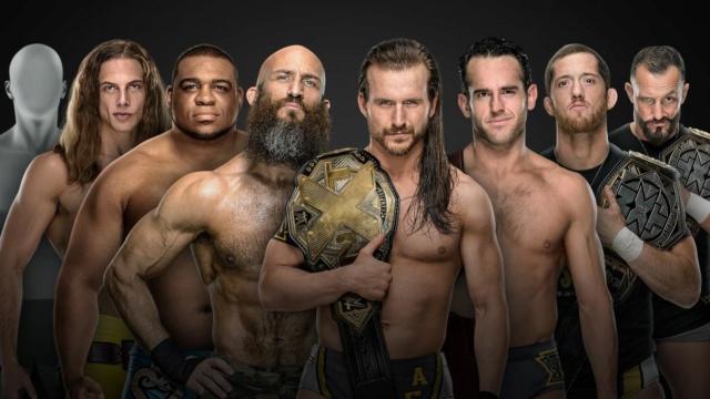 NXT TakeOver : WarGames du 23/11/2019 20191110