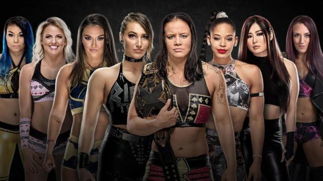 NXT TakeOver : WarGames du 23/11/2019 20191117