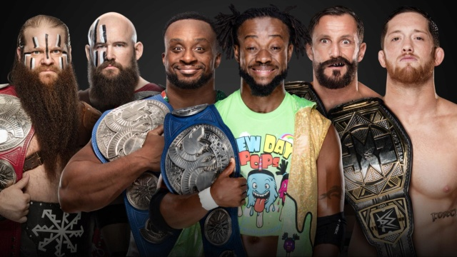 WWE Survivor Series du 24/11/2019 20191120