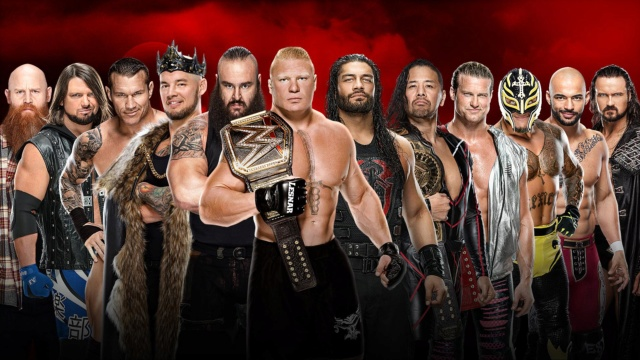 WWE Royal Rumble du 26/01/2019 20200113