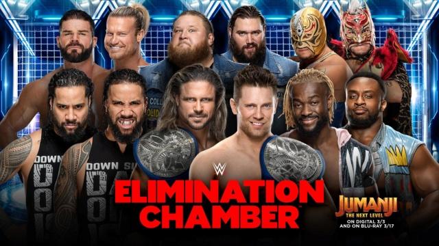 WWE Elimination Chamber du 08/03/2018 20200225