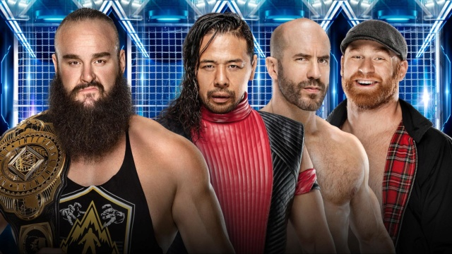 WWE Elimination Chamber du 08/03/2018 20200227