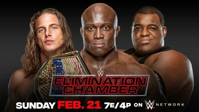 WWE Elimination Chamber du 21/02/2021 20200229
