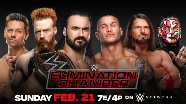 WWE Elimination Chamber du 21/02/2021 20200230