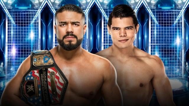 WWE Elimination Chamber du 08/03/2018 20200310