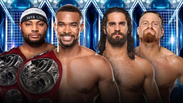 WWE Elimination Chamber du 08/03/2018 20200311