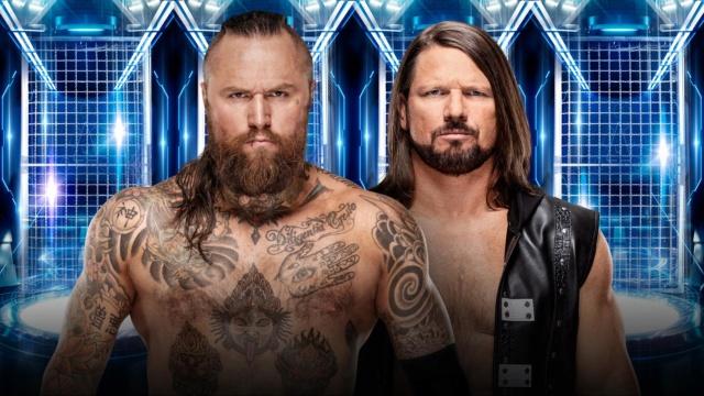 WWE Elimination Chamber du 08/03/2018 20200312