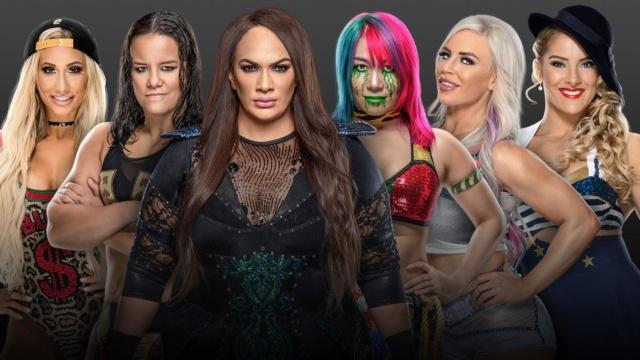 WWE Money In The Bank du 10/05/2020 20200511