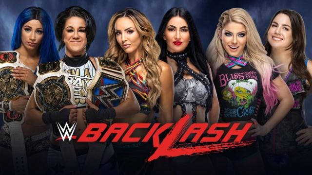 WWE Backlash du 14/06/2020 20200611