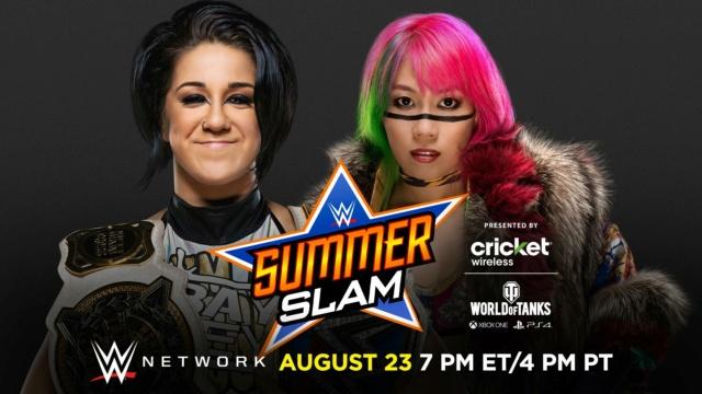 WWE SummerSlam du 23/08/2020 20200812