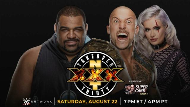 NXT TakeOver XXX du 23/08/2020 20200815