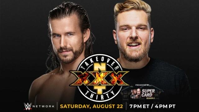 NXT TakeOver XXX du 23/08/2020 20200817