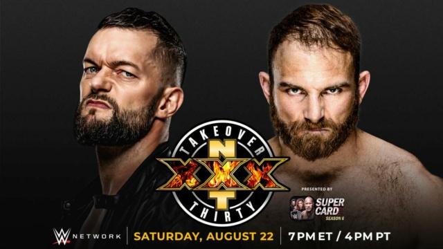 NXT TakeOver XXX du 23/08/2020 20200818