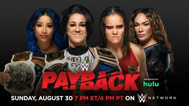 WWE Payback du 30/08/2020 20200822