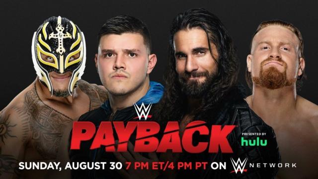 WWE Payback du 30/08/2020 20200825