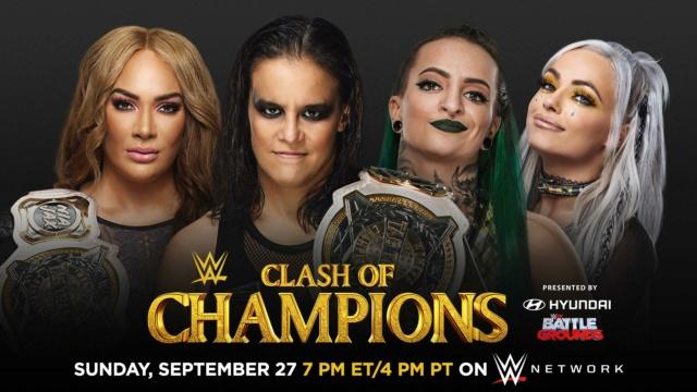 WWE Clash of Champions du 27/09/2020 20200912