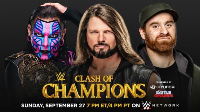 WWE Clash of Champions du 27/09/2020 20200913