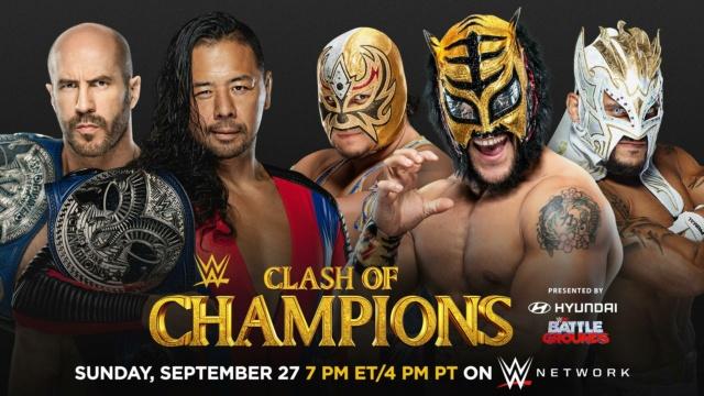 WWE Clash of Champions du 27/09/2020 20200914