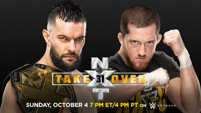 NXT TakeOver 31 du 04/10/2020 20200917