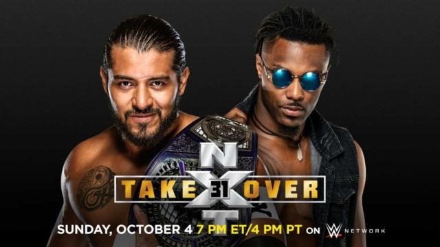 NXT TakeOver 31 du 04/10/2020 20200918