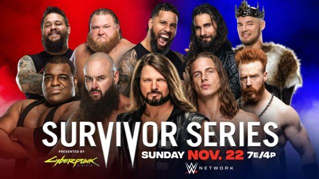WWE Survivor Series du 22/11/2020 20201112