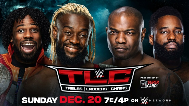 WWE Tables, Ladders & Chairs du 20/12/2020 20201216