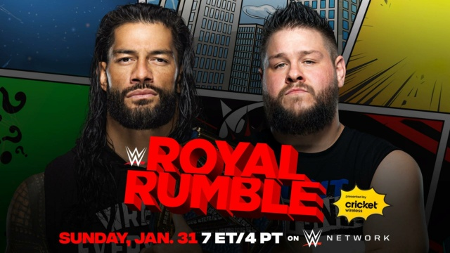 WWE Royal Rumble du 31/01/2021 20210110