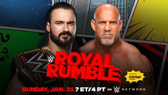 WWE Royal Rumble du 31/01/2021 20210111