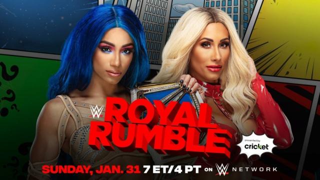 WWE Royal Rumble du 31/01/2021 20210121
