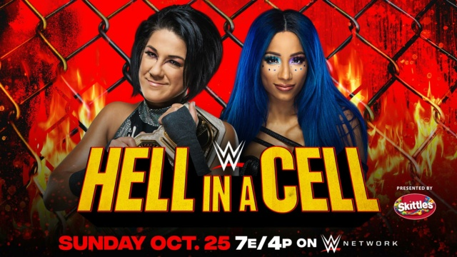 WWE Hell In A Cell du 25/10/2020 Bayley10