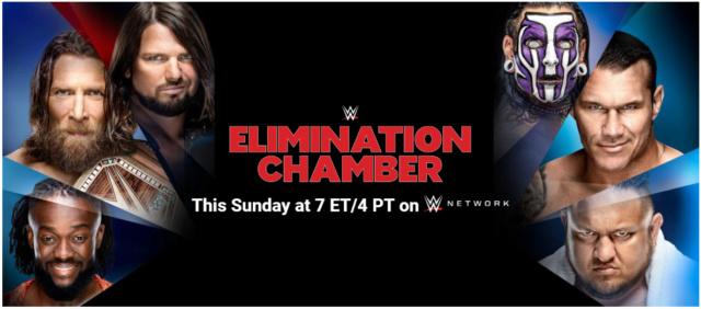 [Résultats] WWE Elimination Chamber du 17/02/2019 Chambe12