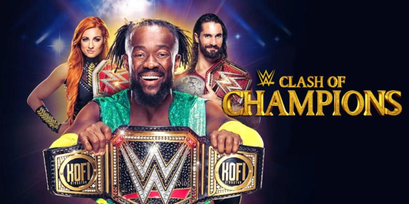 [Résultats] WWE Clash Of Champions du 15/09/2019 Clash-12