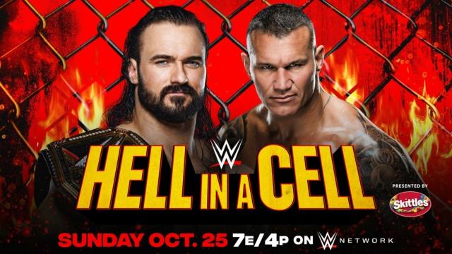 WWE Hell In A Cell du 25/10/2020 Drewra10