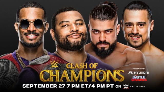 WWE Clash of Champions du 27/09/2020 Image-10