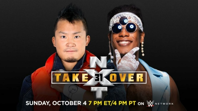 NXT TakeOver 31 du 04/10/2020 Kushid11