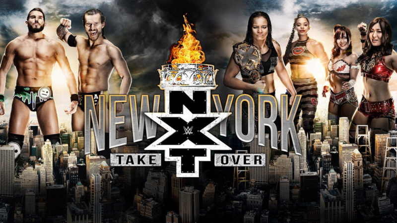 [Résultats] NXT TakeOver : New York du 05/04/2019 Result13
