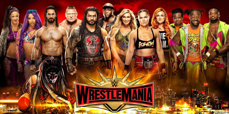 [Résultats] Wrestlemania du 07/04/2019 Result14