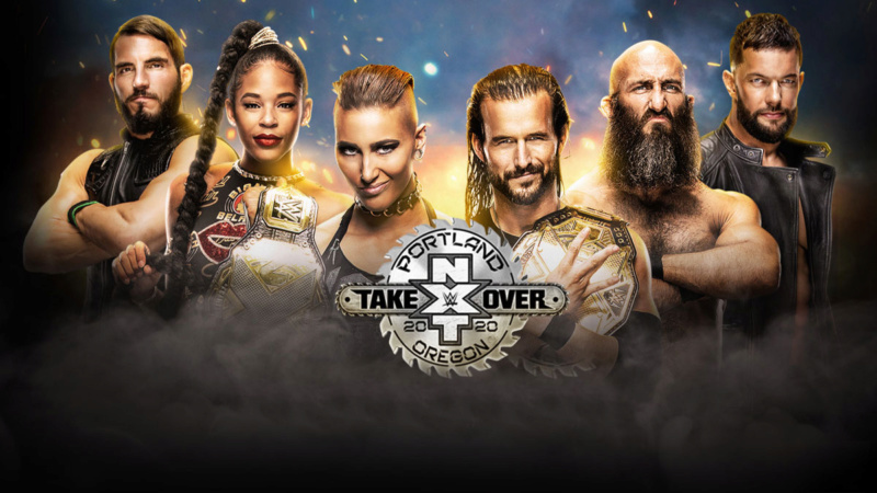 [Résultats] NXT TakeOver Portland du 16/02/2020 Result18
