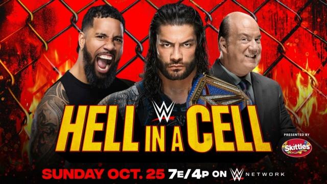 WWE Hell In A Cell du 25/10/2020 Romanj10