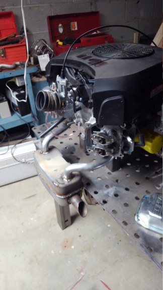 Kohler 7000 series engine build Kimg0510