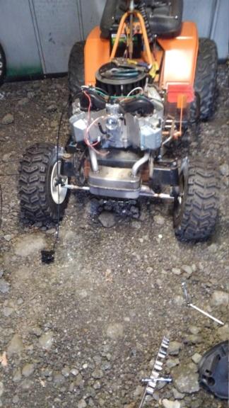 Kohler 7000 series engine build Kimg0518